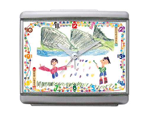 C33-crayon-oekaki-clock