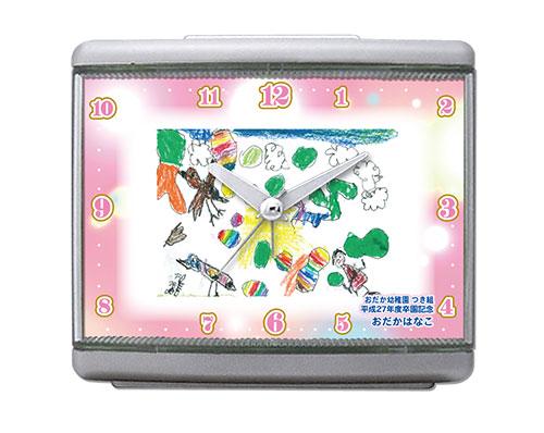 C33-light_pink-oekaki-clock