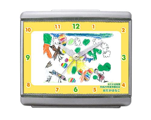 C33-simple-yellow-oekaki-clock