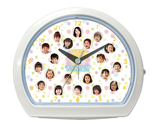 C34-fuwafuwa-single-photo-clock
