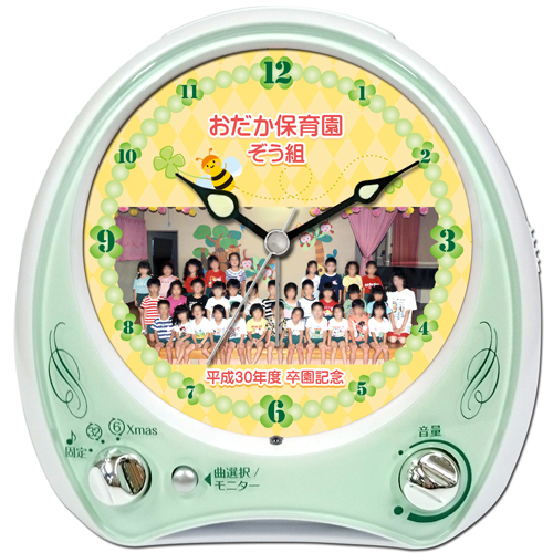 C35-mitubachi-group-photo-melody-alarm-clock-
