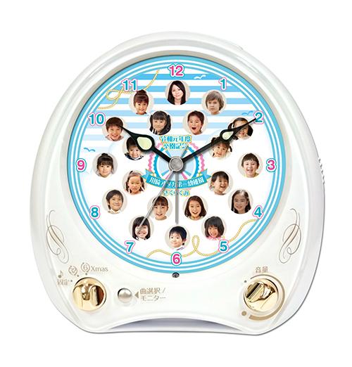 C35-w-marinblue-individual-photo-clock