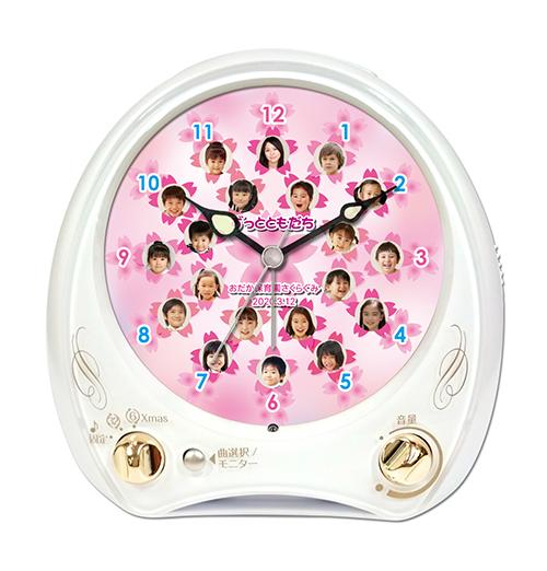 C35-w-sakura-individual-photo-clock