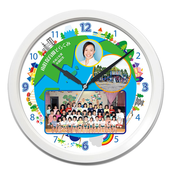 WK40-chikyu-present-to-the-teacher-clock