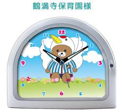 鶴満寺保育園様の時計