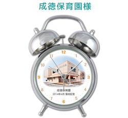 成徳保育園様の時計